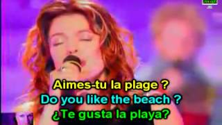 Isabelle Boulay Le Tlphone Pleure para practicar frances y recordar...