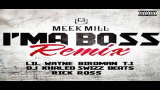 Meek Mill ft. T.I., Rick Ross, Lil Wayne, Birdman, Swizz Beatz & DJ Khaled - I