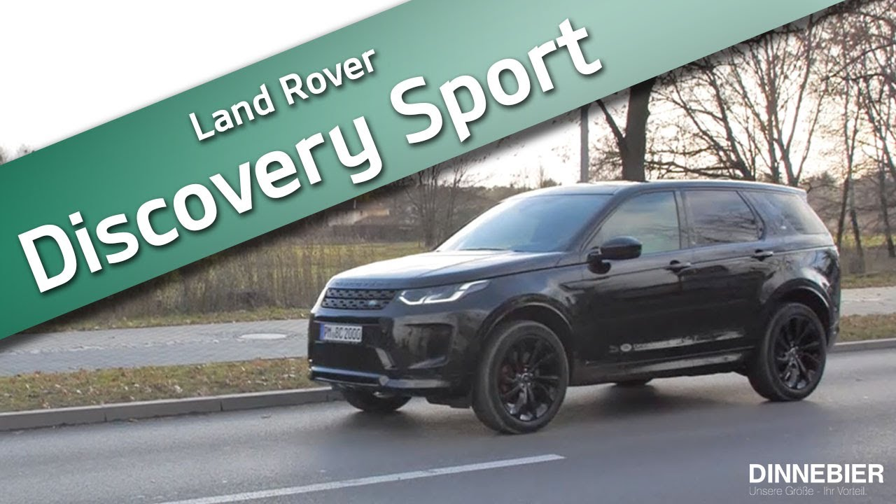 2020 Land Rover Discovery Price, Design and Review