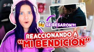 REACCIONANDO A MI BENDICIÓN DE KATIE ANGEL ❄️ | Leyla Star 💫
