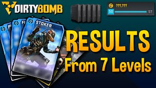 Level Up! - Rewards From 2,800,000 Exp | Dirty Bomb