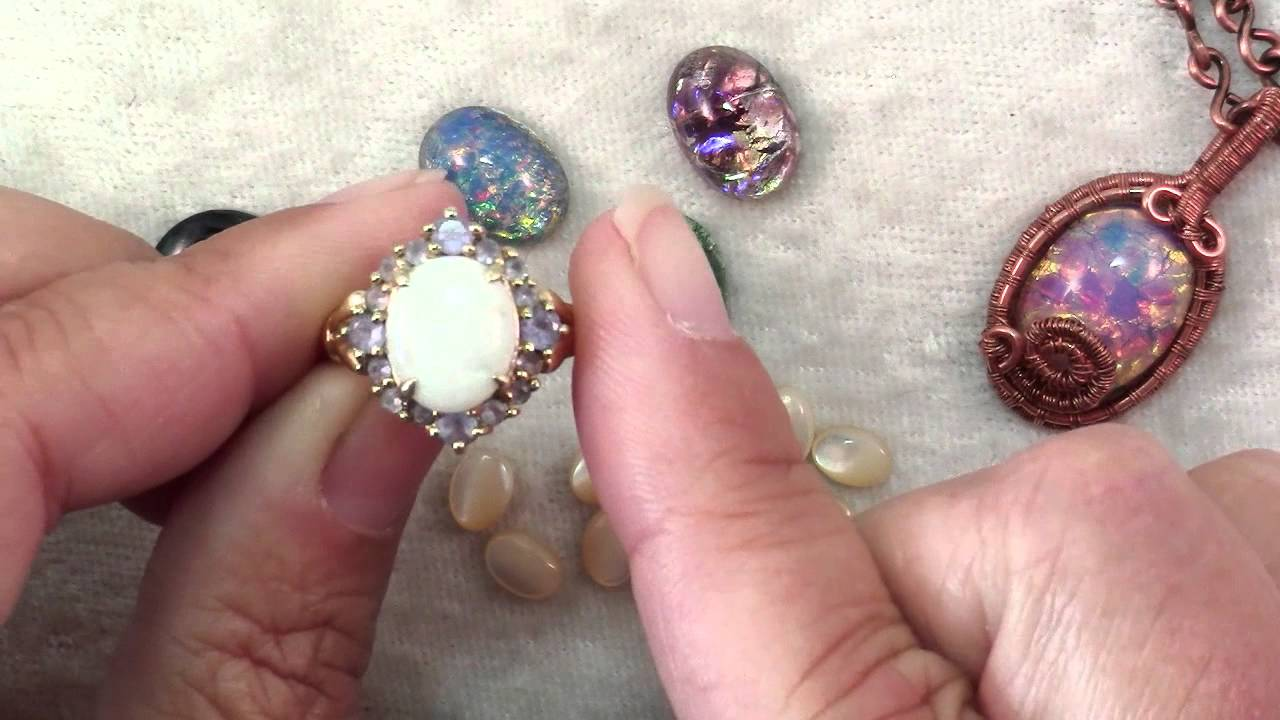 What Is A Cabochon - YouTube