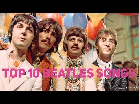 16. My Top 10 Favorite Beatles songs!