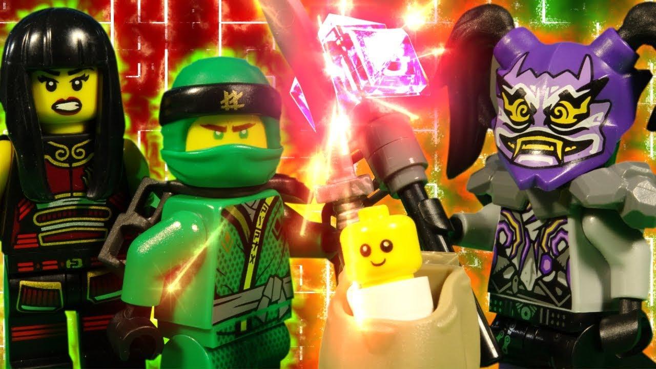 Lego Ninjago Sons Of Garmadon Part 3 Battle For The Oni Mask