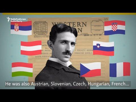 Is Nikola Tesla From Croatia Or Serbia?