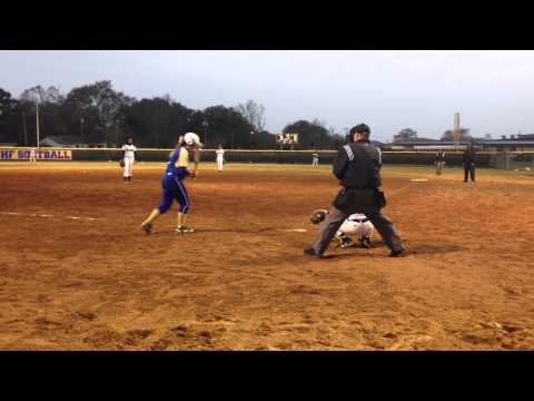 Cassidy Thrash Hamshire Fannett High School vs West Orange Stark High School single