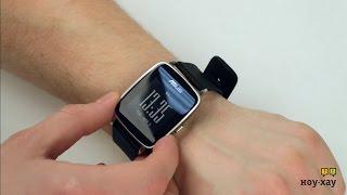 Смарт-часы/Фитнес-трекер Asus VivoWatch - Обзор. Самые доступные смарт часы или умный фитнес трекер?