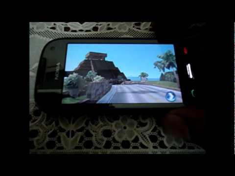 Nokia C7 HD Gaming: Asphalt 6 & Dungeon Hunter 2 - N8FanClub.com