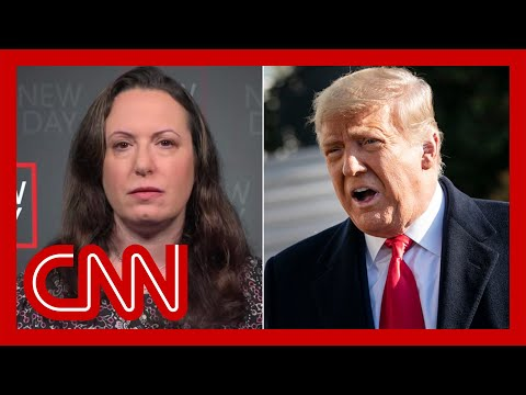 'Frustrated and concerned': Haberman reveals Trump's view of NY probe