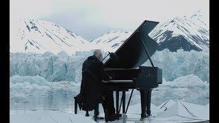 Las imágenes nunca vistas de Ludovico Einaudi en el Ártico