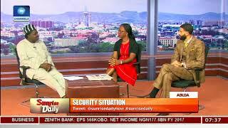 President Buhari Has Not Failed Benue People-- Adesina Pt.2 |Sunrise Daily|