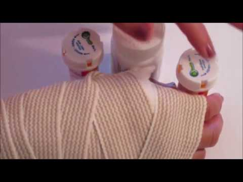 How to open pill bottles with one hand- Life Hack