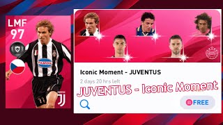 JUVENTUS - Iconic Moment Pack Opening - Pes 2020 Mobile