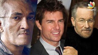 Wow! Sashi Kalinga to act with Tom Cruise in Steven Spielberg film | Hot Malayalam Cinema news