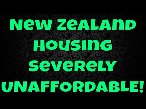 Housing crisis- New Zealand  you better watch this video!!!
