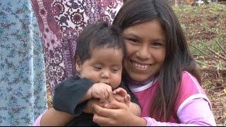 Repeat youtube video A cultura alimentar dos kaingang - Programa Rio Grande Rural