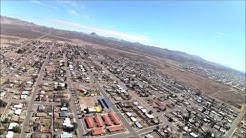 Douglas, AZ from the Sky / 1st FPV flight of 2017