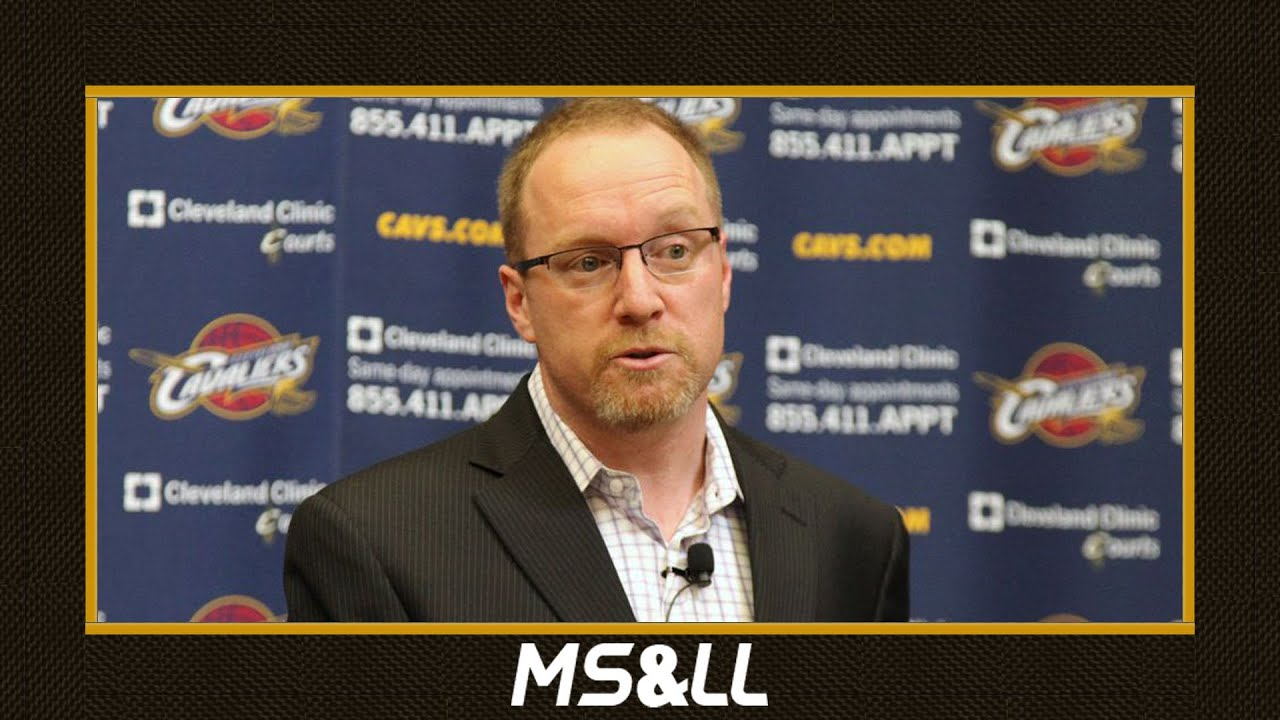 Could David Griffin Have Held the Cleveland Cavaliers Together? - MS&LL 6/22/20