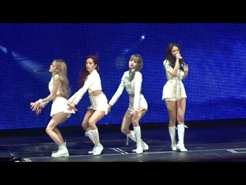 BLACKPINK World Tour NJ Prudential 2019 - Forever Young