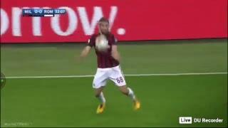 Roma Milan calcio live