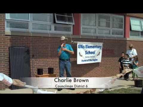 Ellis Elementary School Denver Solar Installation