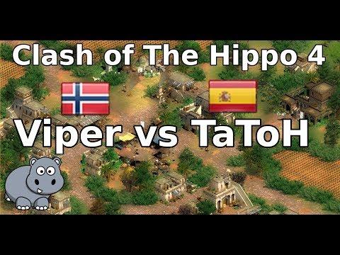 AoE2 COTH4 | Finals | Viper vs TaToH