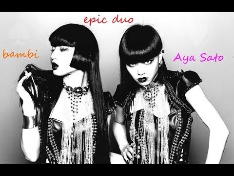 Aya Sato dance compilation