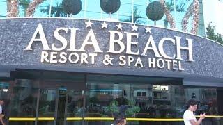 Asia Beach Hotel Аланья Отель 5* в Алании