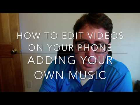 How to Edit Videos on Your Phone | Adding Music in Adobe Clip