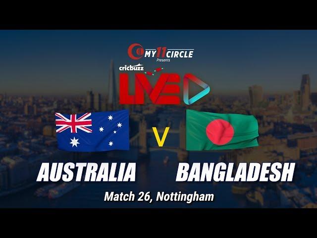 Australia vs Bangladesh, Match 26: Preview
