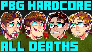 PBG Hardcore All Deaths (As of 17th June 2017)