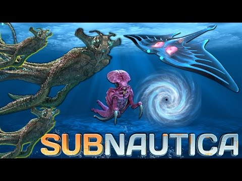 GHOST RAYS + BABY SEA EMPERORS IN GAME! | More Story! [SPOILERS] | Subnautica