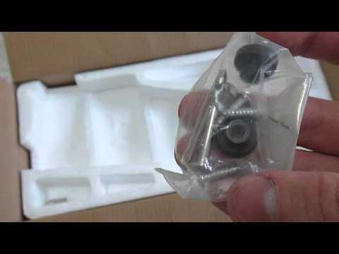 Unboxing Ventilador de teto Keppe Universe Turbo com Luminária Cor Branca