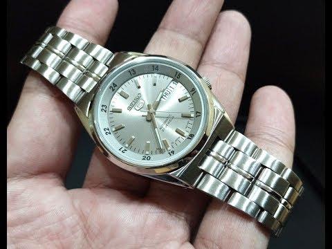 Seiko 5 Automatic | Seiko 5 Watch In Year 2019 | Seiko Watch | Seiko Japan Watch | Urdu Watch Review