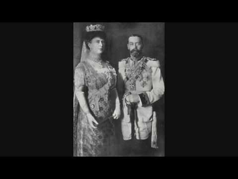 King George V and Queen Mary speech