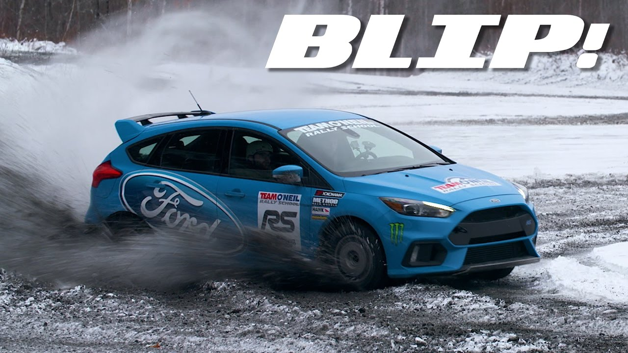 Ford Focus Rs Drift Mode Vs Track Mode Which Is Faster Youtube