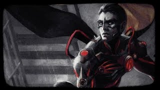Infinite Crisis - Behind the Voice - James Arnold Taylor as Nightmare Robin