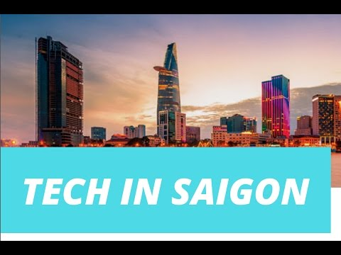 Technology in Saigon - March 31st 2017