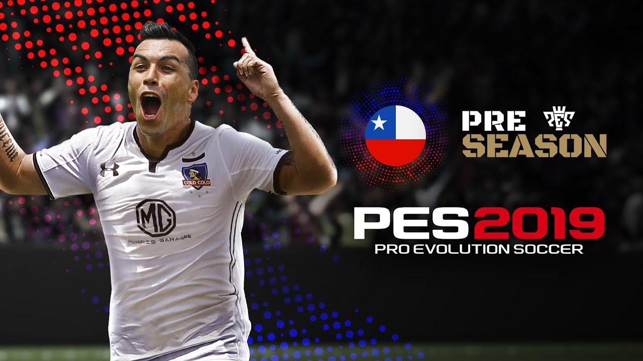 PES 2019 - Pre-Season Tour (Chile) LIVE Stream