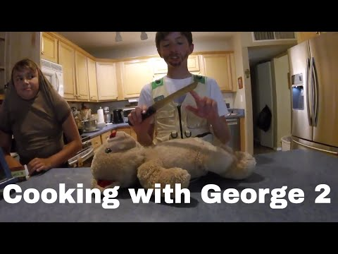 George niles Season 3 Episode 1 cooking with George 2