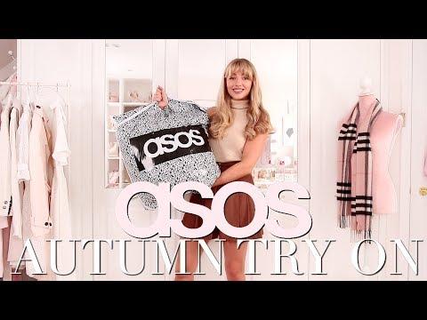 ASOS Autumn 2019 Try On Haul! ~ Autumn Fashion Edit ~ Freddy My Love