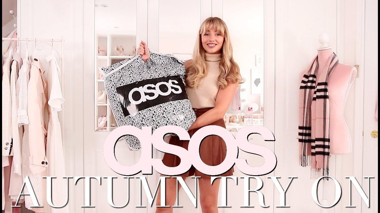 [VIDEO] - ASOS Autumn 2019 Try On Haul! ~ Autumn Fashion Edit ~ Freddy My Love 2