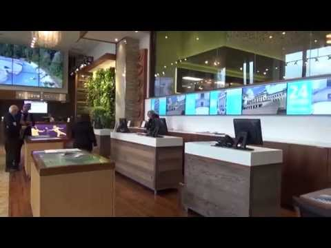 Exploring Vancouver's Visitor Centre