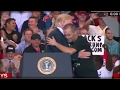 TRUMP JUST PROVED HE'S THE PEOPLE'S PRESIDENT! WHAT HE DID ON STAGE WILL BRING YOU TO TEARS!