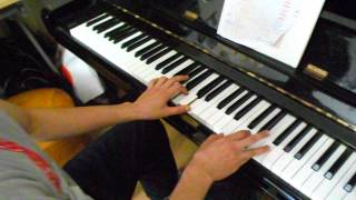 Ashita Hareru Kana (piano cover)