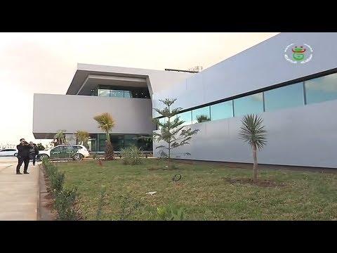 Africa's Largest Manufacturing Park Tayal Algeria ♥ أكبر مصنعا للنسيج في إفريقيا طايال غليزان