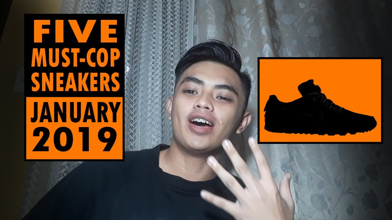 JANUARY 2019 | MUST-COP