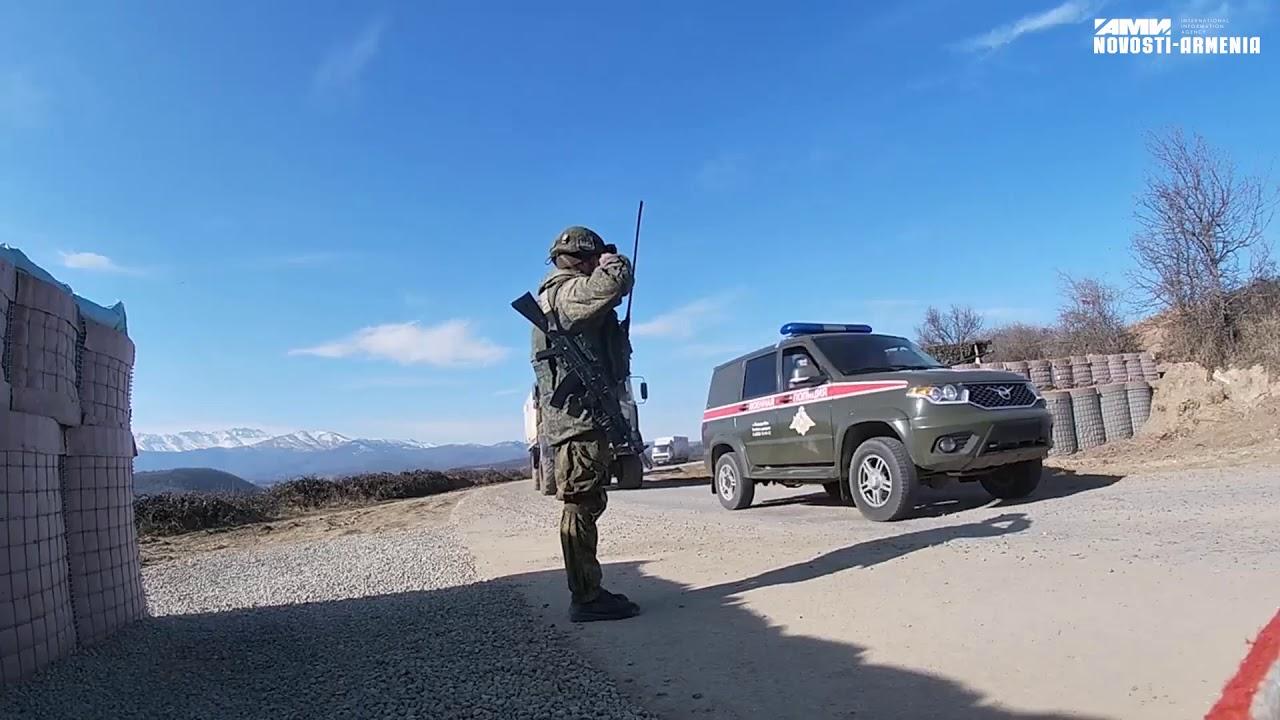 Տեսանյութ.Թաքցնում են ժողովրդից,  իրենք բանակցում էին, որպեսզի հայկական բեռնատարներն այդ միջանցքով երթևեկեն ,սակայն մերժել են