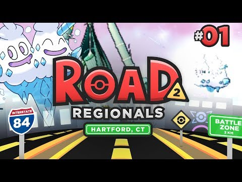 SHEER COLD!! Road 2 Regionals VGC 2018 with Wolfe Glick! Episode 01 - Pokemon Sun and Moon