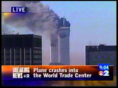 CBS2 NY News on 9/11/2001, 8:50 - 9:20 a.m.